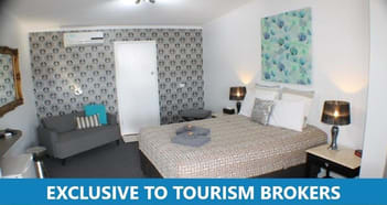Accommodation & Tourism Business in Gin Gin