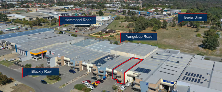 Factory, Warehouse & Industrial commercial property for sale at 3/11 Blackly Row Cockburn Central WA 6164
