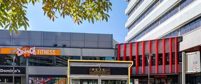 Shop & Retail commercial property for lease at 1 - 5 Railway Street Chatswood NSW 2067