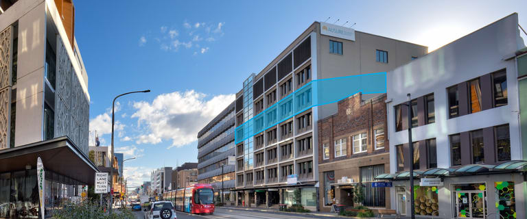 Offices commercial property for lease at Level 4, 384 Hunter Street Newcastle NSW 2300