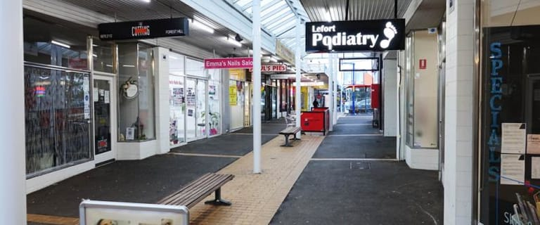 Shop & Retail commercial property for lease at 24 Brentford Square Forest Hill VIC 3131