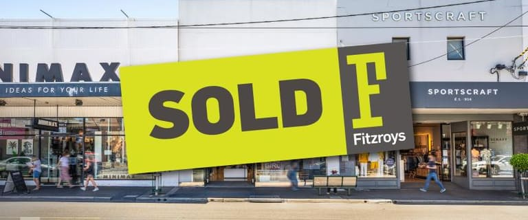 Shop & Retail commercial property sold at 580 Burke Road Camberwell VIC 3124