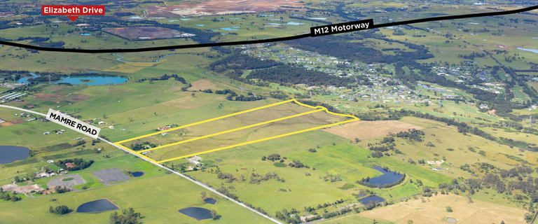 Factory, Warehouse & Industrial commercial property for sale at Kemps Creek NSW 2178