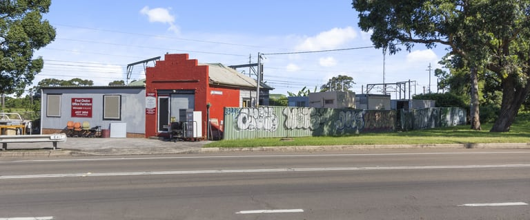 Development / Land commercial property for sale at 1 Robertson Coniston NSW 2500