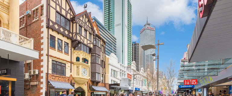 Shop & Retail commercial property for sale at London Court 647 Hay Street Perth WA 6000