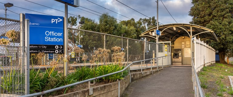 Development / Land commercial property for sale at 105 Smiths Lane Clyde North VIC 3978