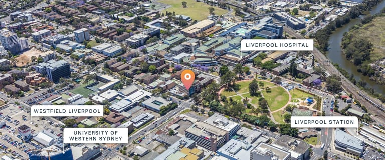 Medical / Consulting commercial property for sale at 11 Elizabeth Street Liverpool NSW 2170