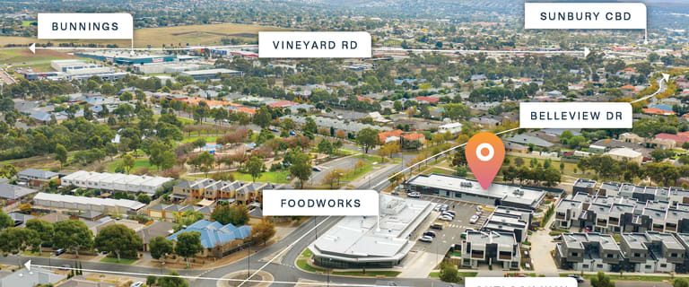 Medical / Consulting commercial property for sale at 85 Belleview Drive Sunbury VIC 3429