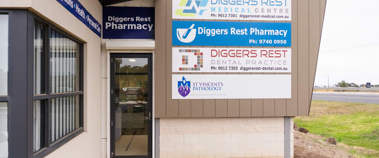 Medical / Consulting commercial property sold at 10 Farm Road Diggers Rest VIC 3427