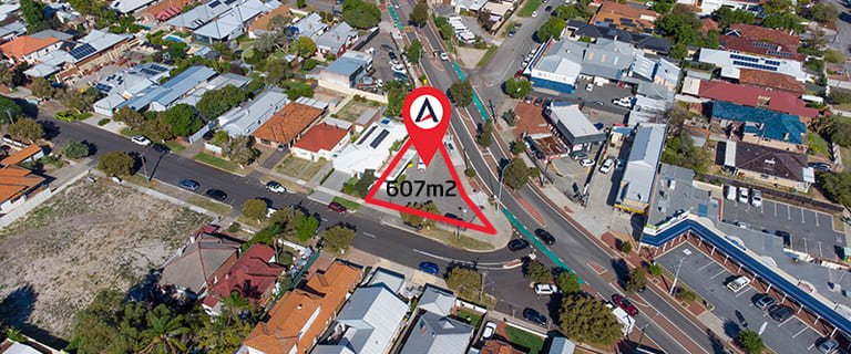 Showrooms / Bulky Goods commercial property for sale at 218 Scarborough Beach Road Mount Hawthorn WA 6016