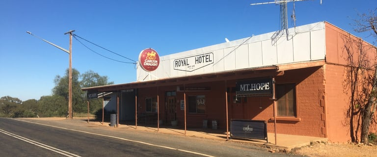 Hotel, Motel, Pub & Leisure commercial property for sale at 11-13 CLARK STREET Mount Hope NSW 2877