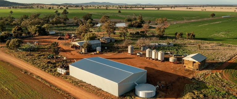 Rural / Farming commercial property for sale at 4034 Kolkilbertoo Rd Weethalle NSW 2669