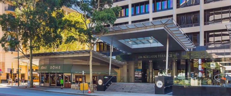 Offices commercial property for lease at 256 Adelaide Terrace Perth WA 6000