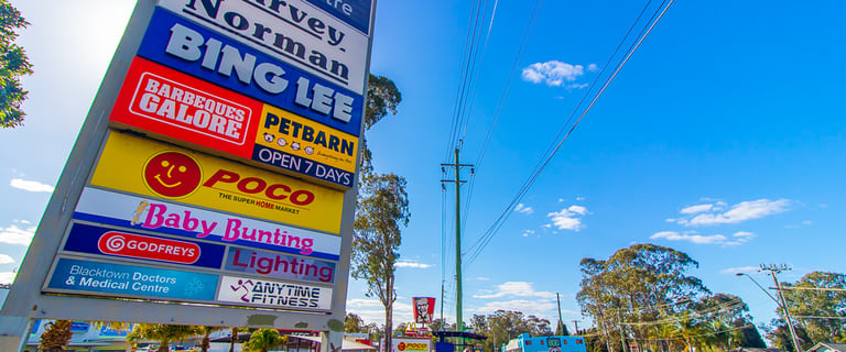 Shop & Retail commercial property for lease at LFR/14 St Martins Crescent Blacktown NSW 2148