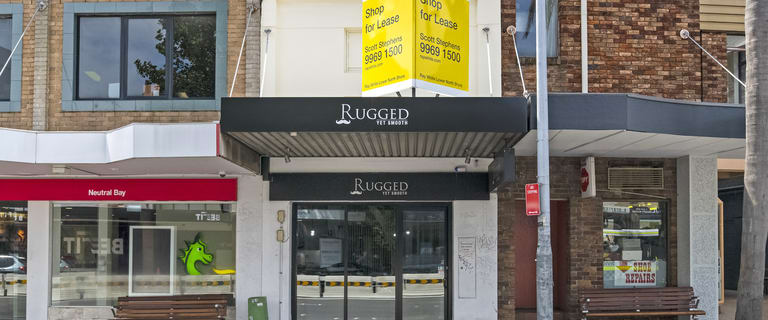 Retail commercial property for lease at 188 Military Road Neutral Bay NSW 2089