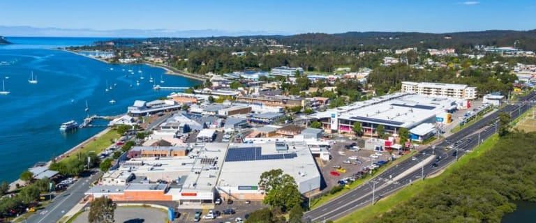 Shop & Retail commercial property for lease at 1 Perry Street Batemans Bay NSW 2536