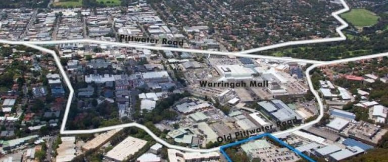 Industrial / Warehouse commercial property for lease at 114-120 Old Pittwater Road Brookvale NSW 2100