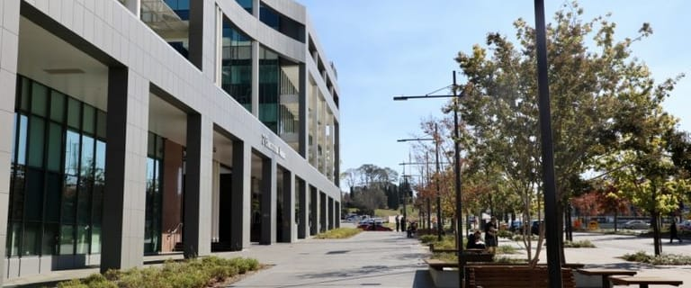 Offices commercial property for lease at 2 Constitution Avenue City ACT 2601