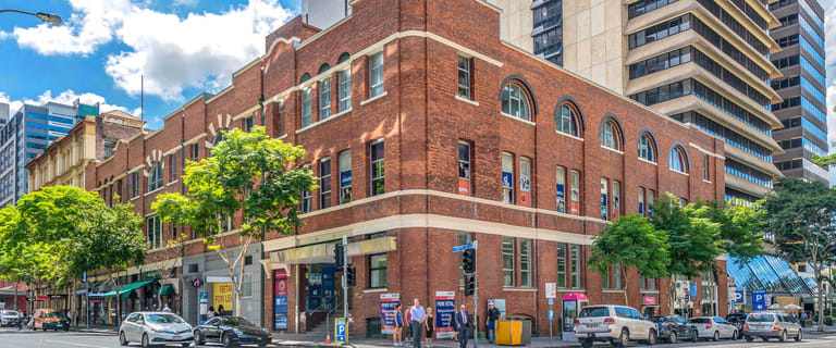 Shop & Retail commercial property for lease at 93 Edward Street Brisbane City QLD 4000