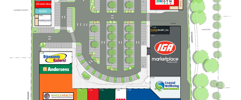 Shop & Retail commercial property for lease at LFR/32 Wises Road Maroochydore QLD 4558