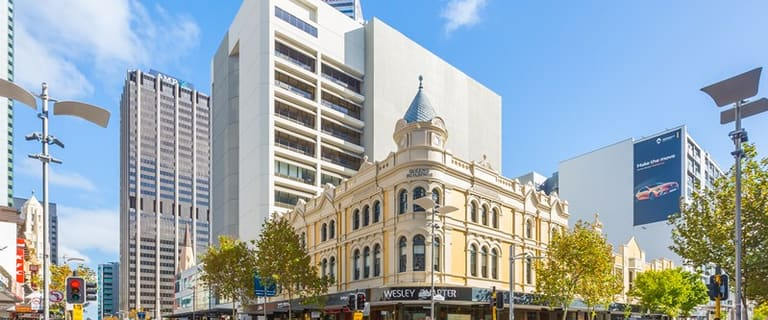 Offices commercial property for lease at Wesley Tower, 93-95 William Street Perth WA 6000