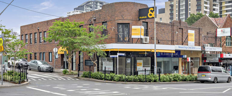 Shop & Retail commercial property for lease at 185F Burwood Road (Corner Livingstone Street) Burwood NSW 2134