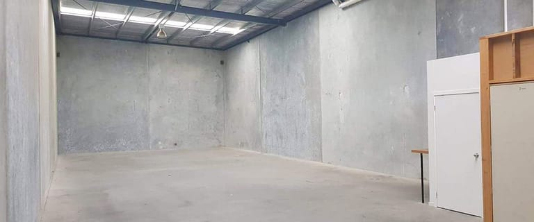 Industrial / Warehouse commercial property leased at 2/16 Regal Drive Springvale VIC 3171