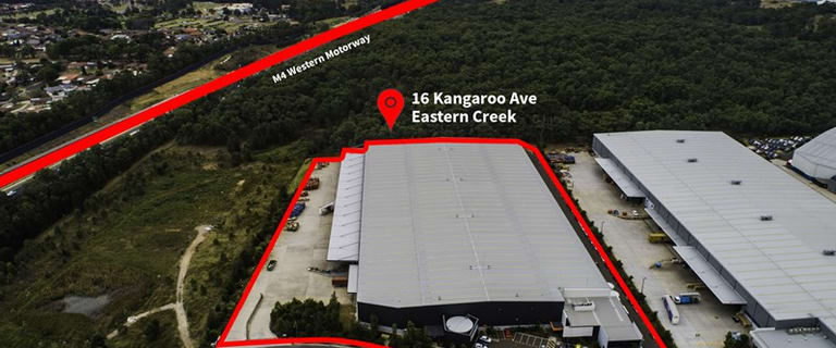 Industrial / Warehouse commercial property for lease at 16 Kangaroo Avenue Eastern Creek NSW 2766