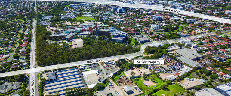 Factory, Warehouse & Industrial commercial property for lease at 594 Rode Road Chermside QLD 4032