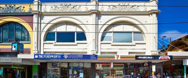 Offices commercial property for lease at 672 Glenferrie Road Hawthorn VIC 3122