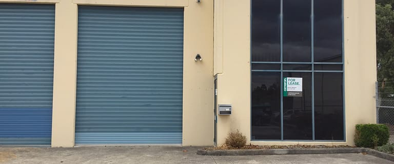Factory, Warehouse & Industrial commercial property for lease at 6/2 Eastspur Court Kilsyth VIC 3137
