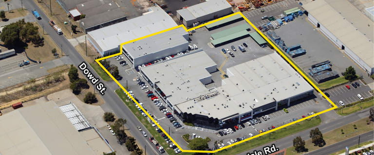 Factory, Warehouse & Industrial commercial property for lease at 51-53 Kewdale Road Welshpool WA 6106