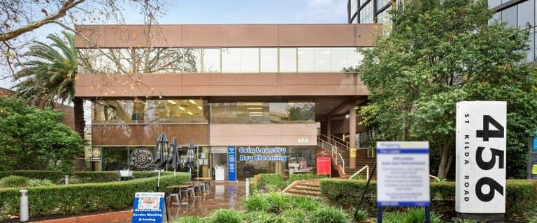 Offices commercial property for lease at 18/456 St Kilda Road Melbourne 3004 VIC 3004
