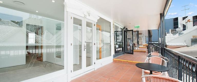 Offices commercial property for lease at Unit  22/20 Park Road Milton QLD 4064
