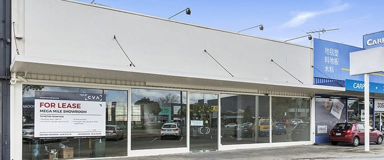 Showrooms / Bulky Goods commercial property for lease at 333 Whitehorse Road Nunawading VIC 3131