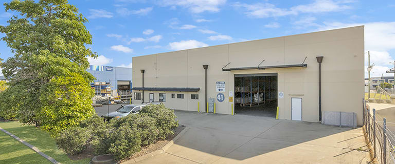 Industrial / Warehouse commercial property for lease at 41 Corporate Crescent Garbutt QLD 4814