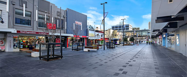 Shop & Retail commercial property for lease at 187-189 Crown Street Wollongong NSW 2500
