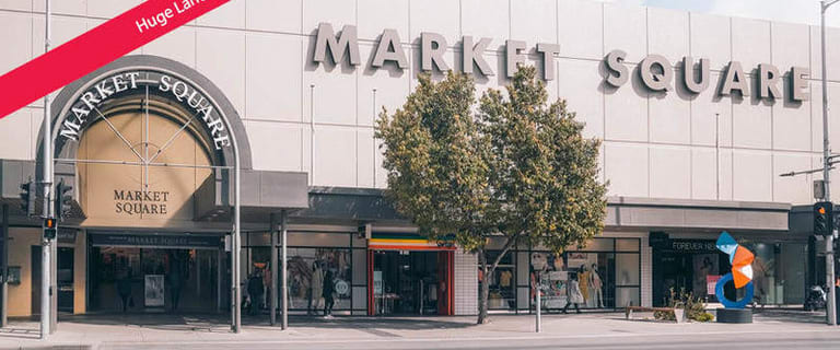 Retail commercial property for lease at Geelong Market Square Geelong VIC 3220