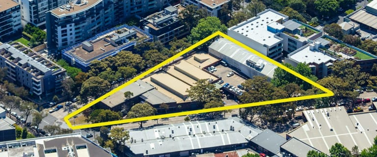 Industrial / Warehouse commercial property for lease at 244 Young Street Waterloo NSW 2017
