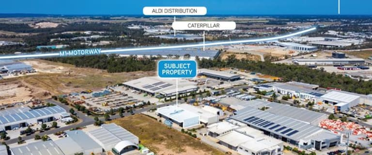 Industrial / Warehouse commercial property for lease at 1/50 Link Drive Yatala QLD 4207