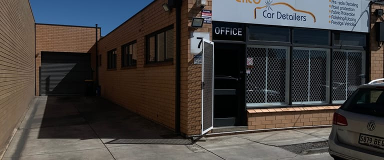 Industrial / Warehouse commercial property for lease at Unit 2, 7 Bacon Street Hindmarsh SA 5007