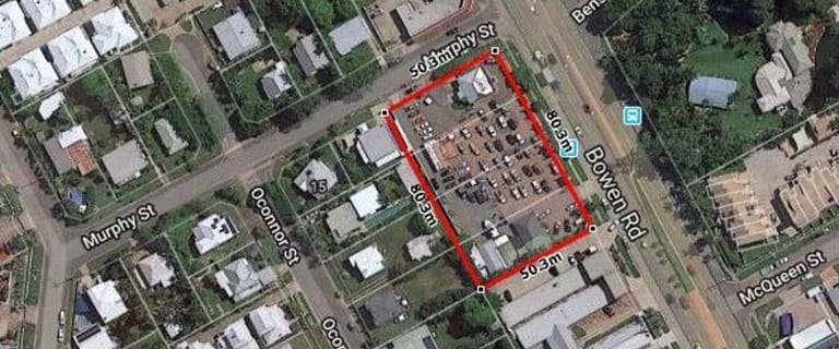 Development / Land commercial property for lease at 61-67 Bowen Road Rosslea QLD 4812