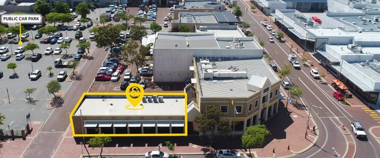 Offices commercial property for lease at 2 / 3 Boas Avenue Joondalup WA 6027
