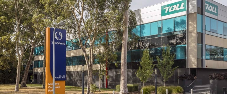 Offices commercial property for lease at 352 Wellington Road Mulgrave VIC 3170