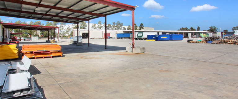 Industrial / Warehouse commercial property for lease at A & B/6 Inglis Road Ingleburn NSW 2565