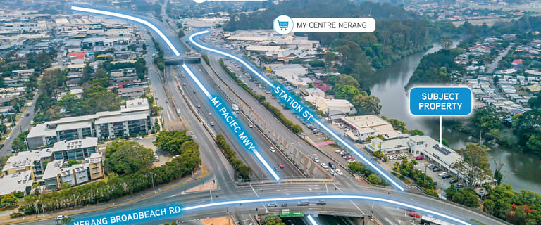 Offices commercial property for lease at 8/1 Station Street Nerang QLD 4211