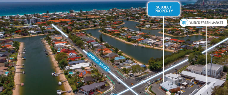 Retail commercial property for lease at 1/88 Markeri Street Mermaid Waters QLD 4218