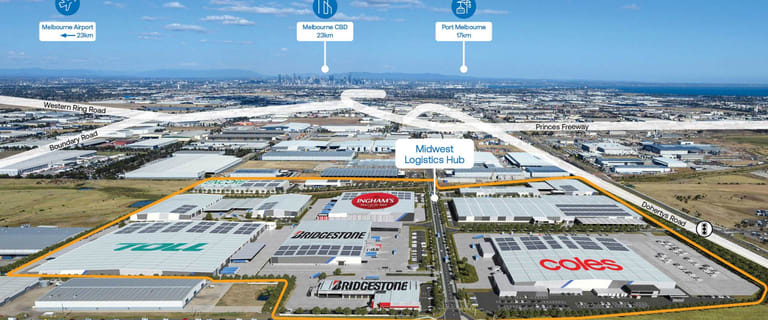 Development / Land commercial property for lease at 500 Dohertys Road Truganina VIC 3029
