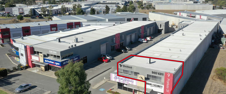 Offices commercial property for lease at 14/9 Parkes Street Cockburn Central WA 6164