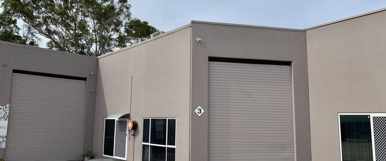 Industrial / Warehouse commercial property for lease at 3/12 Energy Crescent Molendinar QLD 4214